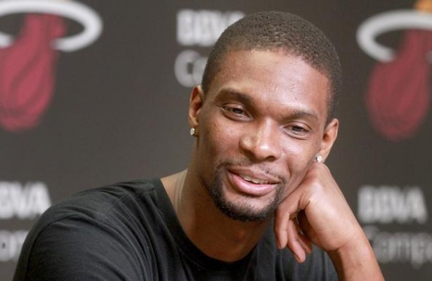 Report: Chris Bosh Reaches Deal to Part Ways With Miami Heat