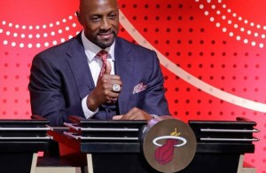 Alonzo Mourning Explains Why Rookies Have Ability to Thrive in Miami