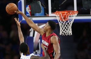 Hassan Whiteside Block