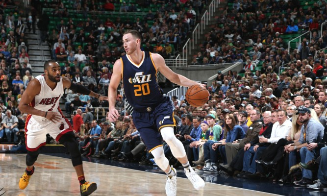 Gordon Hayward Miami Heat