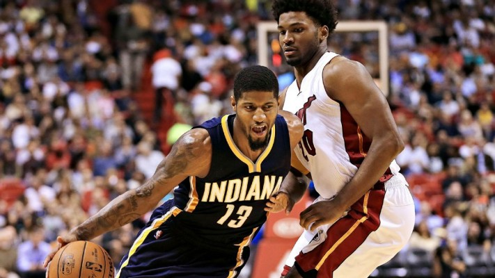Paul George's Latest Social Media Activity Shows He May Be Interested in Joining Miami Heat