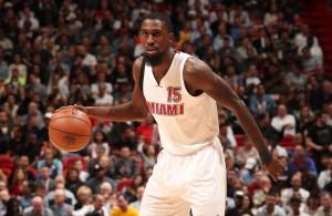 Okaro White Miami Heat