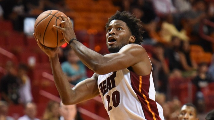 Video: Justise Winslow on Track for Full Recovery From Season-Ending Injury