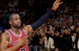 Dwyane Wade Chicago Bulls Miami Heat
