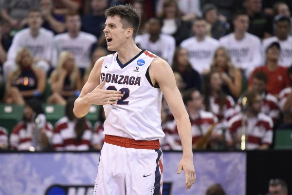 Zach Collins Gonzaga