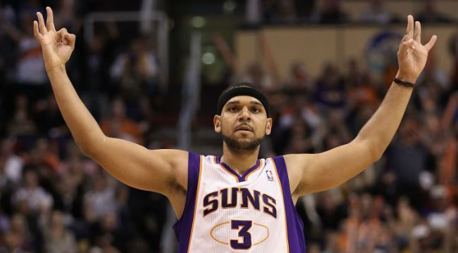 Jared Dudely Phoenix Suns