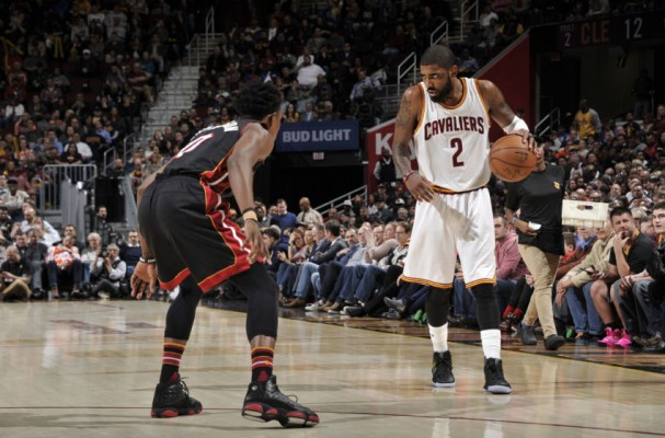 Kyrie Irving Miami Heat