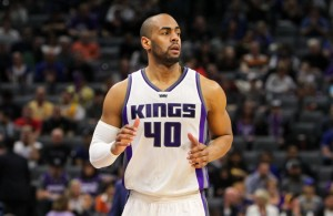 Arron Afflalo Sacramento Kings