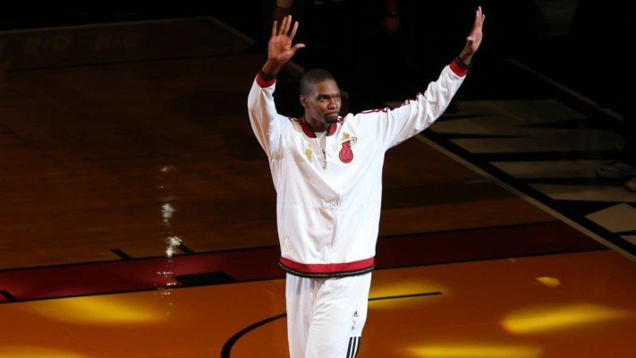 Chris Bosh decides 'not to pursue' National Basketball Association  career anymore