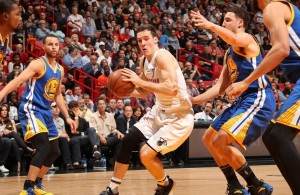 Goran Dragic Miami Heat Golden State Warriors