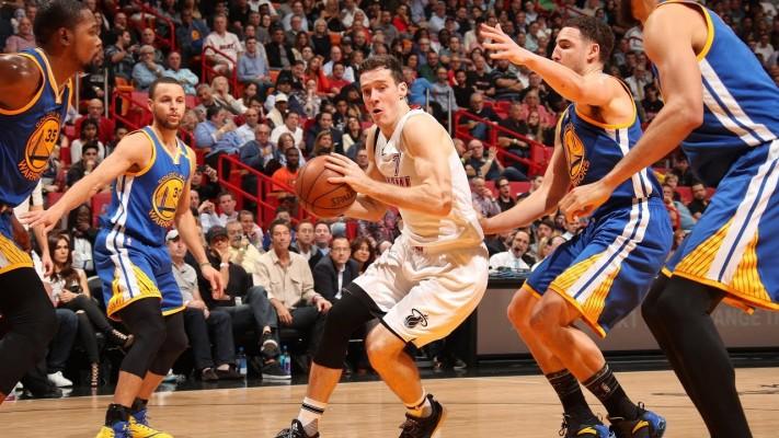 Goran Dragic Miami Heat Golden State Warriors
