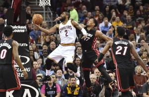 Kyrie Irving Miami Heat