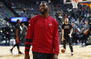 Willie Reed Miami Heat
