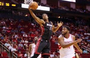 Hassan Whiteside Miami Heat Rebounding