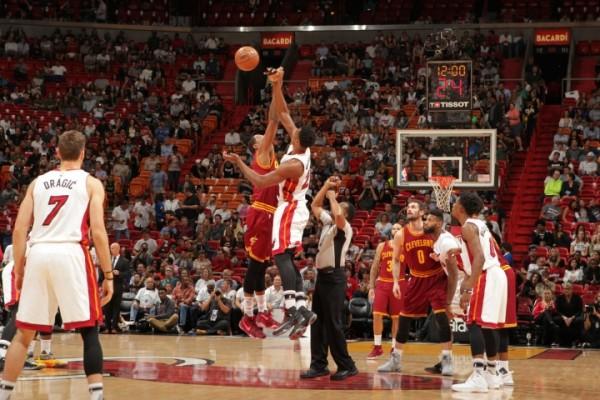 Miami Heat Cavs