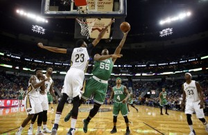 Jordan Mickey Boston Celtics