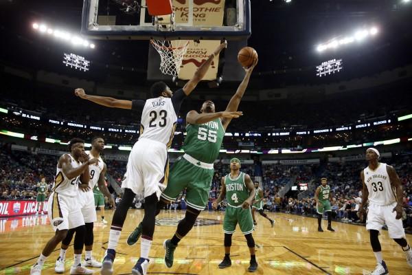 Jordan Mickey Boston Celtics