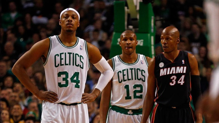 Ray Allen Says Paul Pierce's Comments on Dwyane Wade 'Took Away From [Pierce's] Greatness'