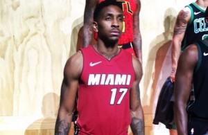 Miami Heat Statement Edition Uniform