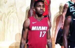 Miami Heat Statement Edition Uniform