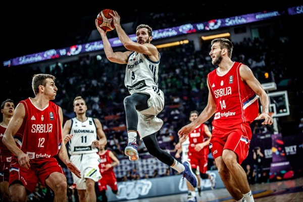 Slovenia beat Serbia, win gold in EuroBasket 2017