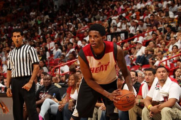 Larry Drew II Miami Heat