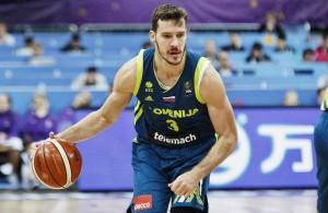 Goran Dragic Slovenia
