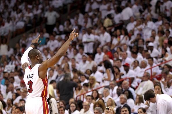 Dwyane Wade Miami Heat fans