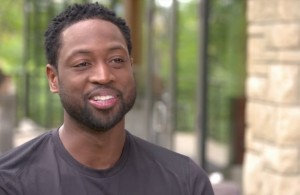 Dwyane Wade Interview