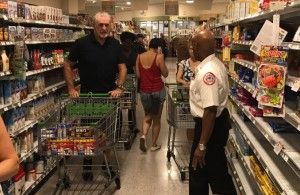 Pat Riley Miami Heat Shopping