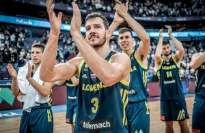Goran Dragic Slovenia
