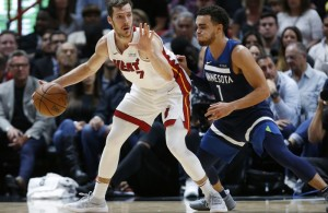 Goran Dragic Timberwolves