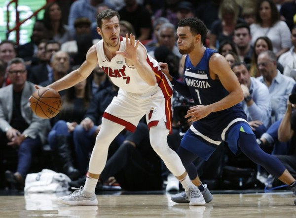 4e386dbf9f Miami Heat vs. Minnesota Timberwolves Game Recap  A Resilient Bunch