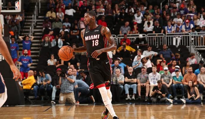 DeAndre Liggins Miami Heat