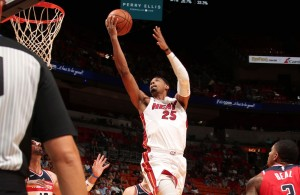 Jordan Mickey Miami Heat