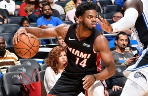 Derrick Walton Jr. Miami Heat