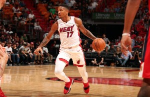 Rodney McGruder Miami Heat
