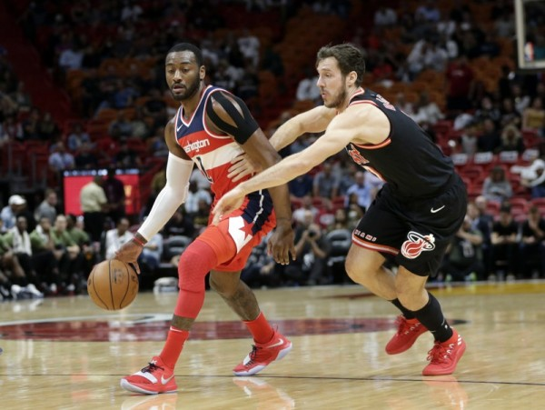 John Wall and Goran Dragic