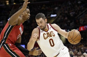 Kevin Love Miami Heat