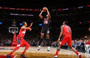 James Johnson Washington Wizards