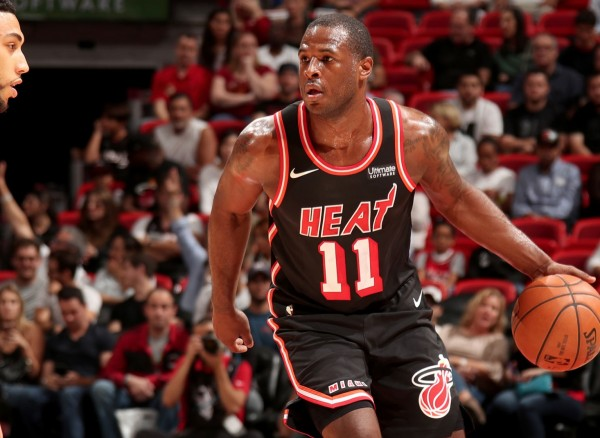 Heat outlasts Bulls in Whiteside's return and snap three-game skid
