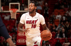 James Johnson Miami Heat