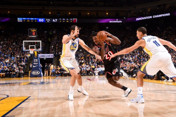 Justise Winslow Golden State Warriors