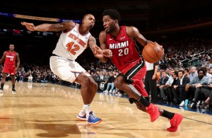 Justise Winslow New York Knicks
