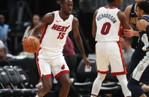 Okaro White Miami Heat