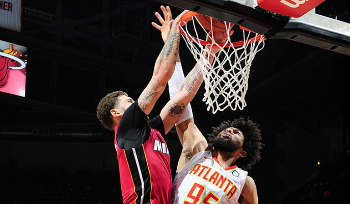 Game preview: Heat at Hawks