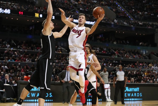 Goran Dragic vs. Brooklyn Nets