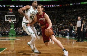 Kelly Olynyk vs. Boston Celtics