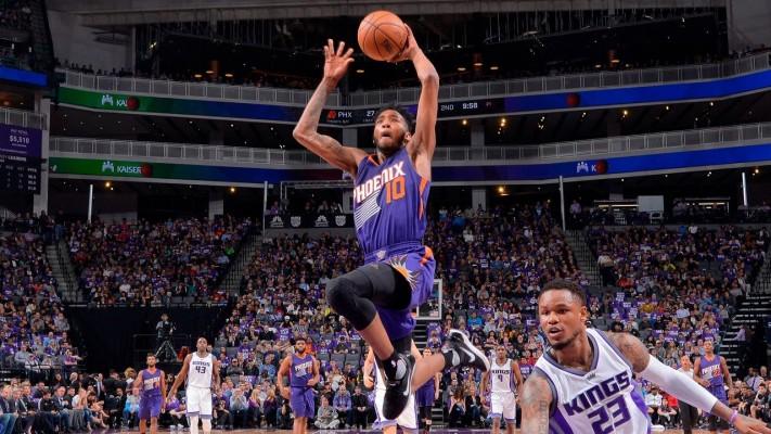 Derrick Jones Jr. Phoenix Suns