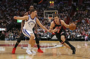 Goran Dragic Golden State Warriors